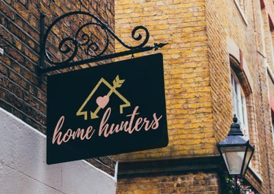 Home Hunters Logo