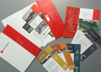 Harris Brand Collateral