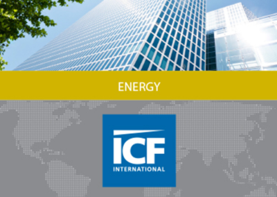 ICF International Integrated Rebrand