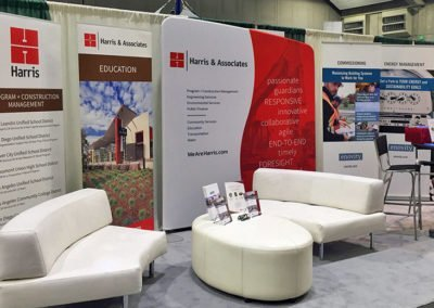 Conference and Tradeshow Graphics