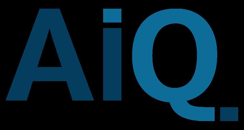 AiQ logo design