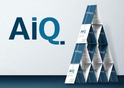 AiQ Brand Identity and Materials