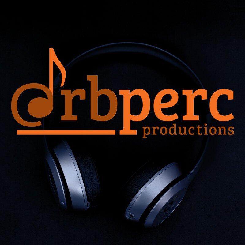 @rbperc logo design