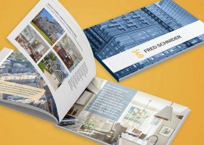 Fred Schnider Portfolio Book