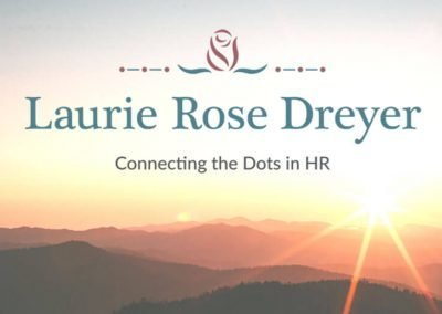 Laurie Rose Dreyer Brand Identity