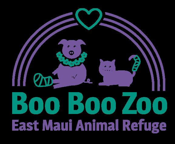 Boo Boo Zoo logo design