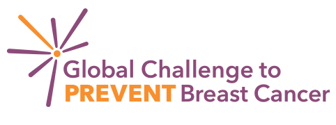 Global Challenge to Prevent Breast Cancer logo design