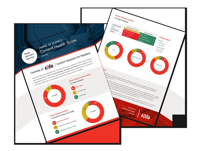 eZdia content health document template