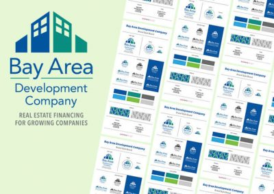 Bay Area Development Company Brand Identity