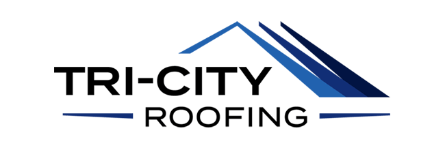 Tri-City Roofing logo design