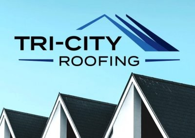 Tri-City Roofing Brand + Website
