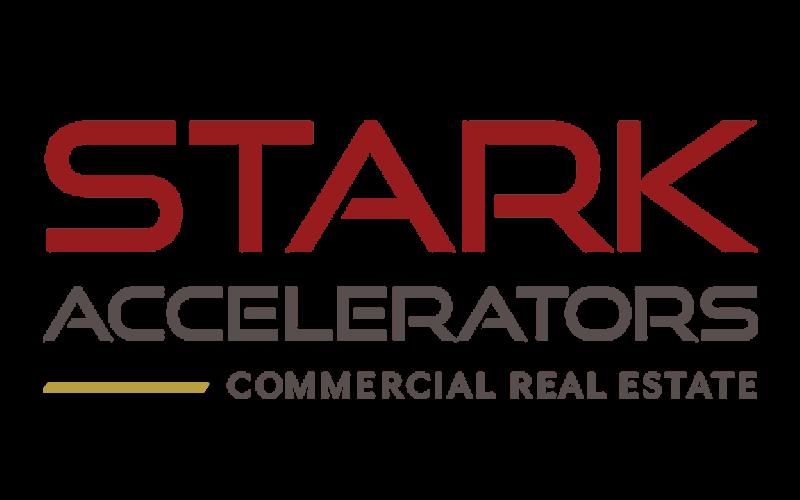 Stark Accelerators logo design
