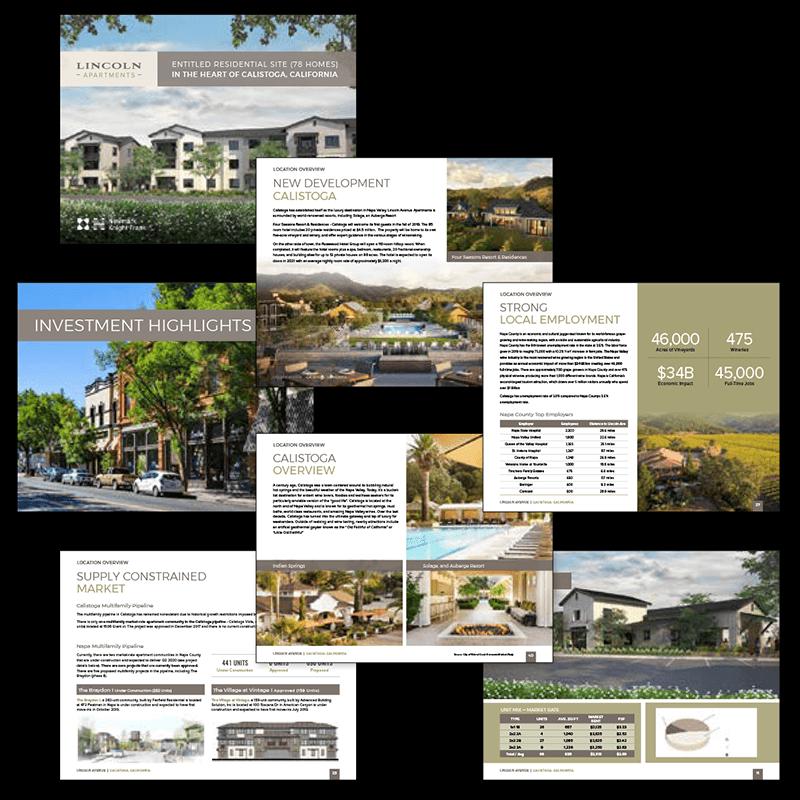 Real Estate Offering Memorandum - Multifamily for ARA Newmark